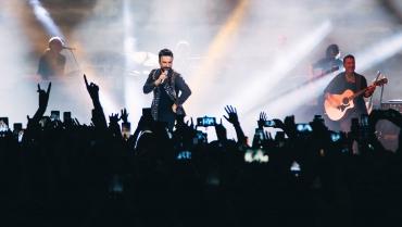 Tarkan Concert in Moscow