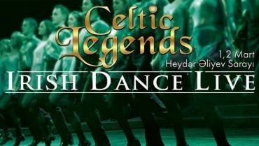 Celtic Legends – Irish Dance Live