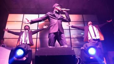 XXXL Mega Party in DLUX Club Kiev